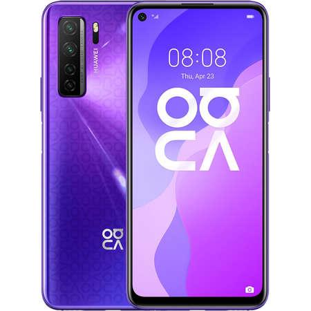 Telefon mobil Huawei Nova 7 SE 128GB 8GB RAM Dual Sim 5G Midsummer Purple