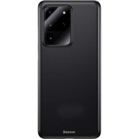 Husa Protectie Spate Baseus Ultra Thin Negru pentru SAMSUNG Galaxy S20 Ultra