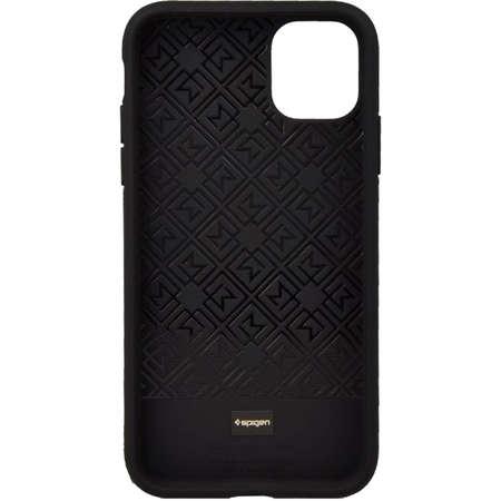 Husa Protectie Spate Spigen La Manon Classy Negru pentru APPLE iPhone 11 Pro