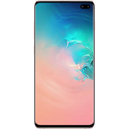 Telefon mobil Samsung Galaxy S10 Plus G975FD 128GB 8GB RAM Dual Sim 4G Ceramic White