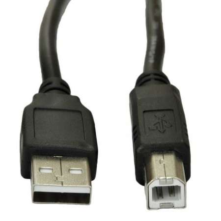 Cablu AKYGA AK-USB-18 USB Male - USB Male 5m Black