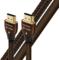Cablu AudioQuest HDMI - HDMI 1m Chocolate