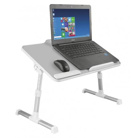 Stand Trust 23074 Tula pentru laptop de 17inch Alb
