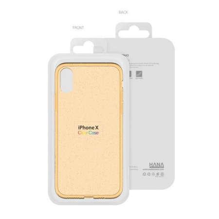 Husa Protectie Spate Hana Molan Clear pentru Huawei P40 Transparent