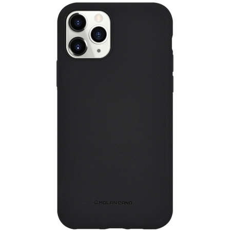 Husa Protectie Spate Hana Molan Soft pentru Samsung S20 Negru