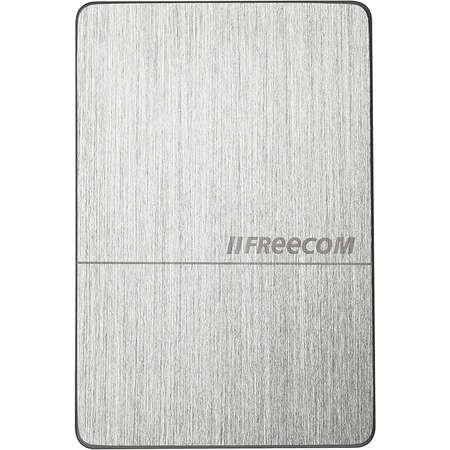 Hard disk extern Freecom Mobile Drive Metal Slim 2TB 2.5 inch USB 3.1 Silver