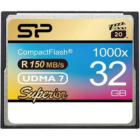 Card de memorie Silicon Power 32GB Compact Flash 1000x Clasa 10