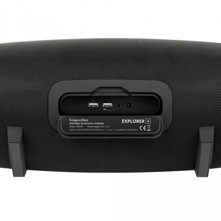 Boxa portabila Kruger&Matz Explorer+ 30W Black