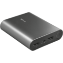 Luco Metal Powerbank 10000 mAh Black