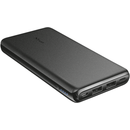 Acumulator extern Trust Esla Thin Powerbank 10000 mAh Black