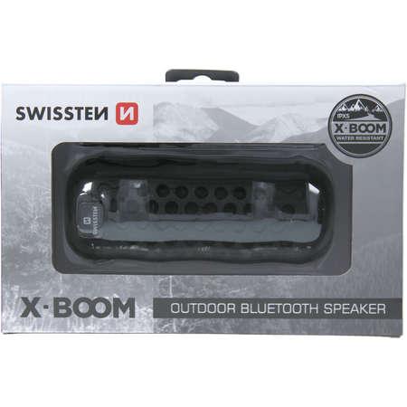 Boxa portabila Swissten X-Boom Bluetooth Negru