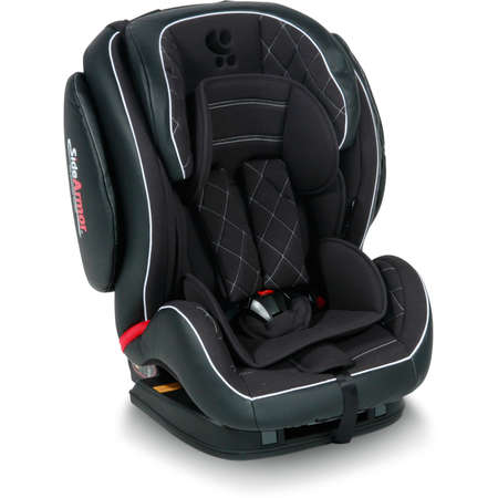 Scaun auto Lorelli 10071071766 MARS SPS Isofix 9-36kg Black Leather