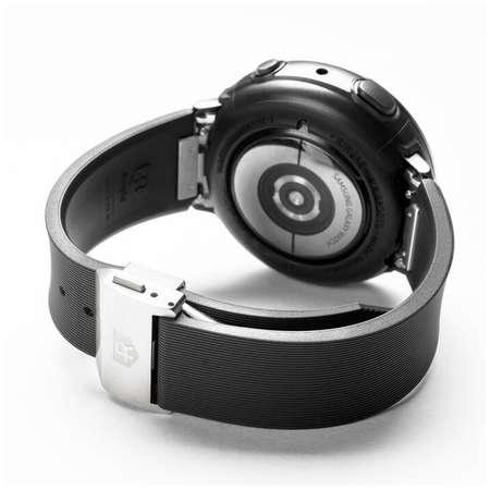Curea din cauciuc Ringke Smart Watch Band Negru pentru Samsung Galaxy Watch Active 2 44mm