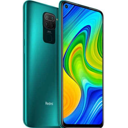 Telefon mobil Xiaomi Redmi Note 9 64GB 3GB RAM Dual Sim 4G Green