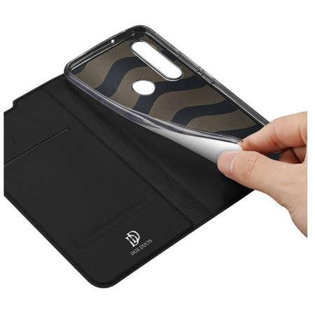 Husa Flip Cover Dux Ducis Skin pentru Huawei P40 Lite Negru