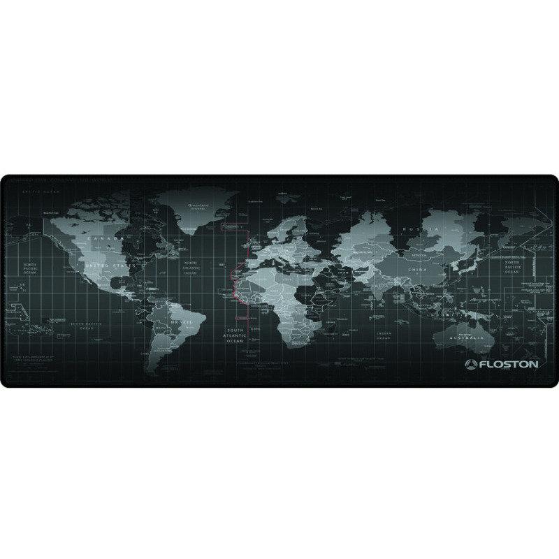 Mousepad World Black