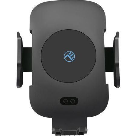 Incarcator Wireless Tll151201 Cu Suport Auto Si Senzor Negru