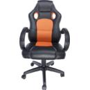Scaun gaming Spacer RNG43 Black Orange