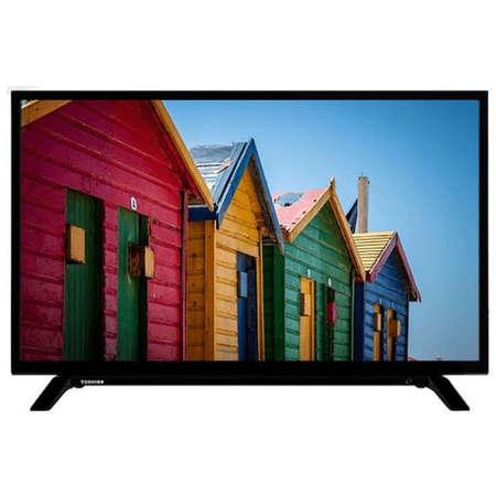 Televizor Toshiba LED Smart TV 32L2963DG 81cm Full HD Black