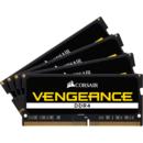 Vengeance 64GB (4x16GB) DDR4 2666MHz CL18 1.2V Quad Channel Kit