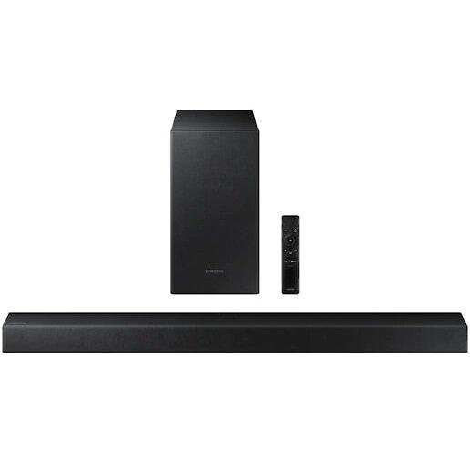 Soundbar HW-T430 2.1 Wireless 170W Black