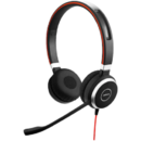 Casti cu fir Jabra EVOLVE 40 MS 6399-823-109 Stereo USB Negru