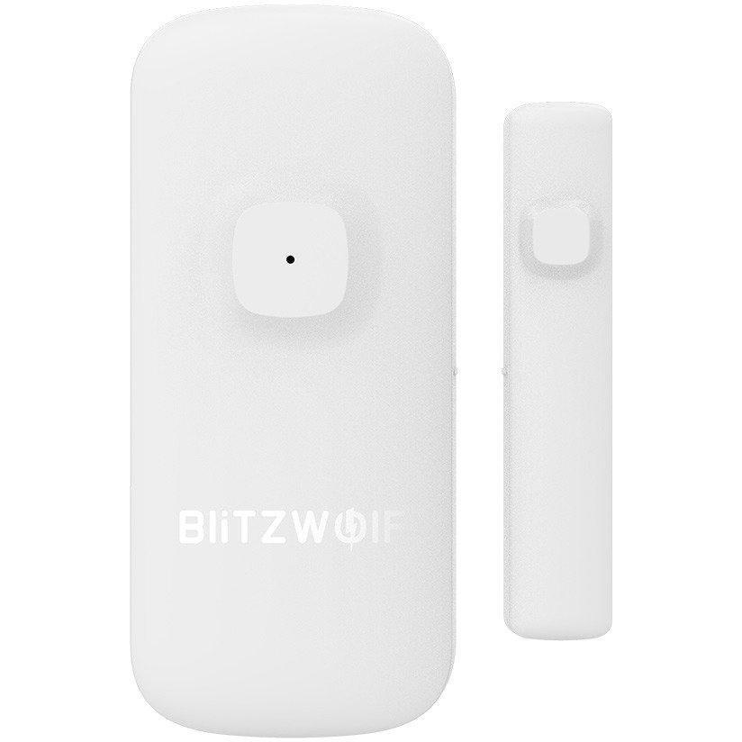Senzor contact pentru usa/fereastra BW-IS2 WiFi ZigBee Alb