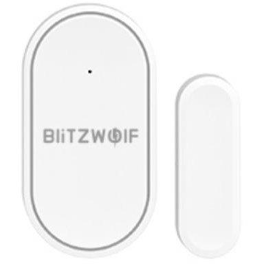 Senzor contact pentru usa/fereastra BW-IS6 WiFi RF 433MHz Alb