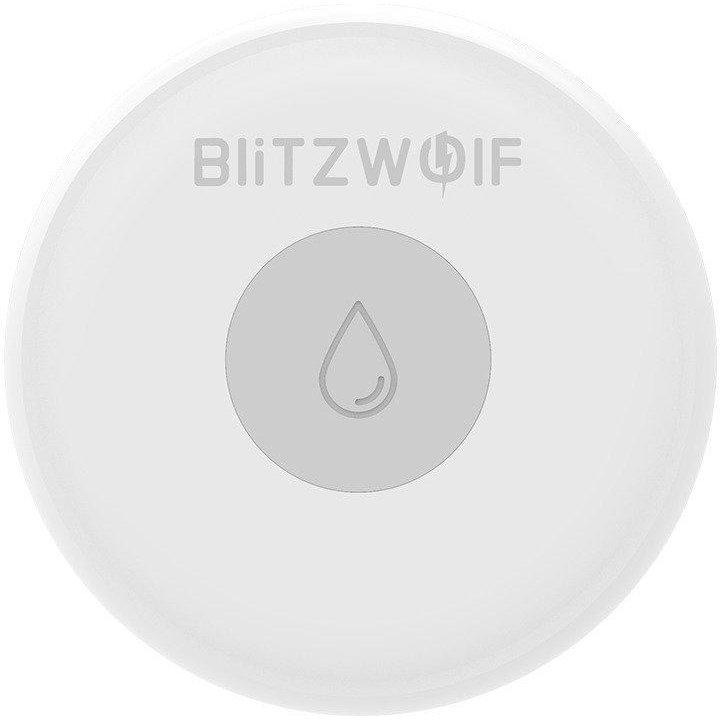 Senzor de apa SMART BW-IS5 IP66 ZigBee Control WiFi notificare aplicatie Alb
