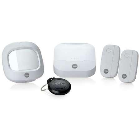 Sistem de alarma Yale IA-311 Starter Kit Raza de acoperire 200m Geo-locatie Notificari instant Alerte SMS & email Control zonal