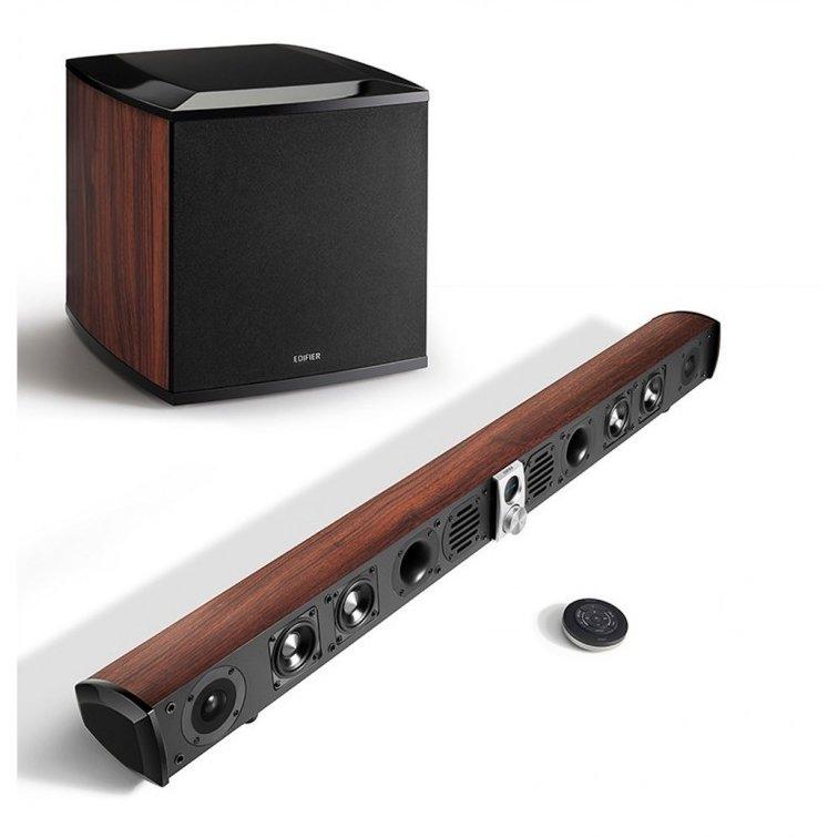 Soundbar S70DB-BR 158W Brown