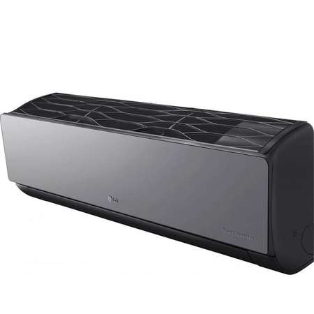 Aparat aer conditionat LG AC12BQ ARTCOOL MIRROR Dual Inverter 12000 BTU Wi-Fi inclus Negru