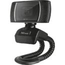 Trino 720p HD Microfon Incorporat Conectivitate USB Negru