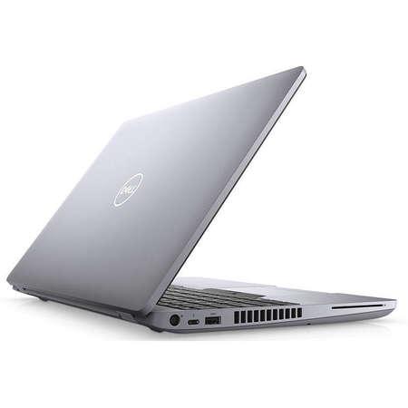 Laptop Dell Latitude 5511 15.6 inch FHD Intel Core i7-10850H 16GB DDR4 512GB SSD nVidia GeForce MX250 2GB Linux 3Yr NBD Silver