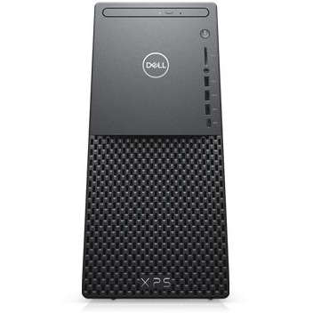 Sistem desktop Dell XPS 8940 Base 360W Intel Core i7-10700 16GB DDR4 1TB HDD 512GB SSD nVidia GeForce GTX 1660 Ti 6GB Windows 10 Pro 3Yr On-site Black