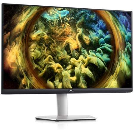 Monitor LED Dell S2721QS 27 inch 4ms Black Grey