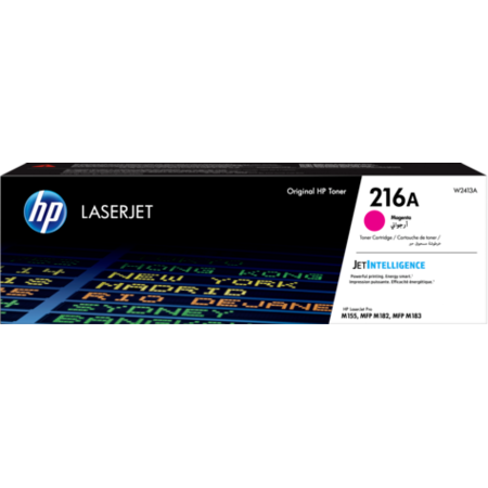 Cartus Toner HP W2413A LaserJet 216A Capacitate 850 pagini Magenta