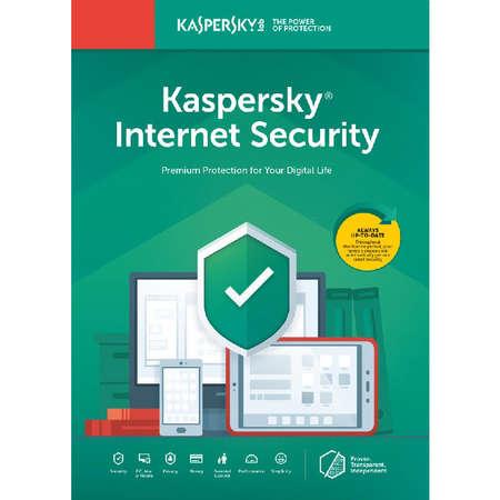 Antivirus Kaspersky Internet Security 2020 3 Dispozitive 2 Ani Licenta de reinnoire Electronica