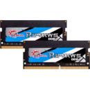 Ripjaws 64GB (2x32GB) DDR4 3200MHz CL22 1.2V Dual Channel Kit