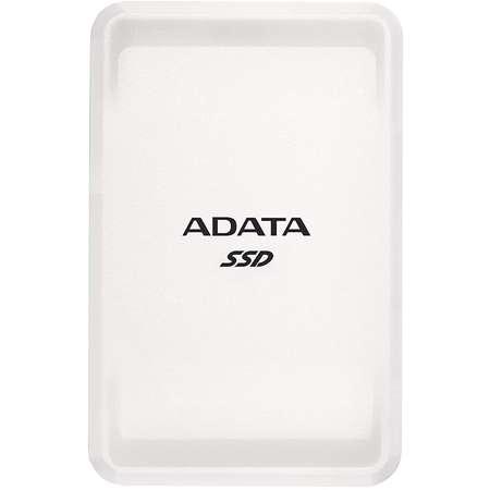 SSD Extern ADATA SC685 500GB USB-C 2.5 inch White
