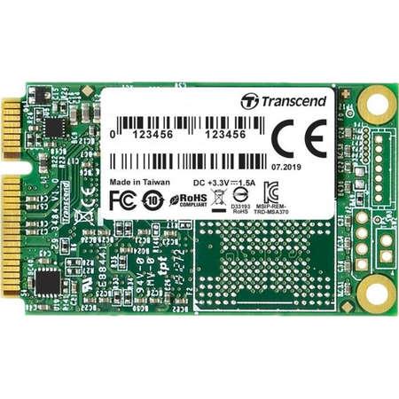SSD Transcend 370S 64GB SATA-III mSATA