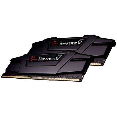 Memorie GSKill RipjawsV Black 16GB (2x8GB) DDR4 3600MHz CL16 1.35V XMP 2.0 Dual Channel Kit