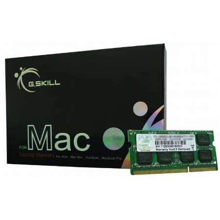 Memorie laptop GSKill 4GB DDR3 1066MHz CL7 1.5V pentru Apple