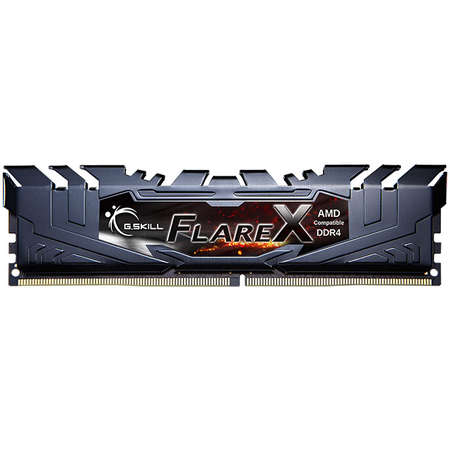 Memorie GSKill Flare X for AMD 16GB (2x8GB) DDR4 2400MHz CL15 1.2V Dual Channel Kit