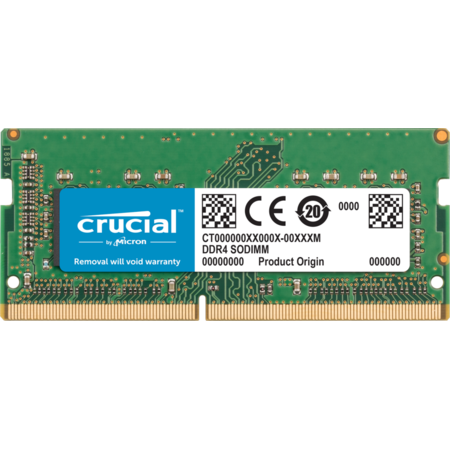 Memorie laptop Crucial 16GB DDR4 2400MHz CL17 1.2V pentru Mac