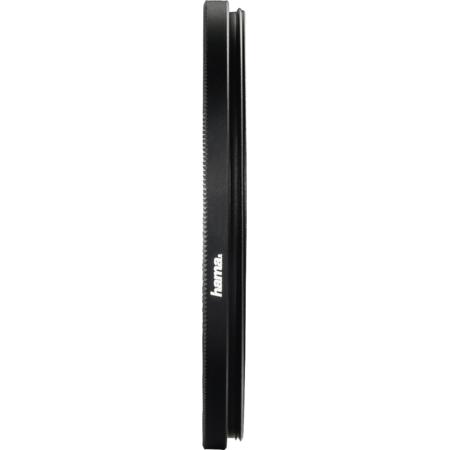 Filtru UV 390 Hama HTMC multi 77.0 mm Montaj Metal Negru