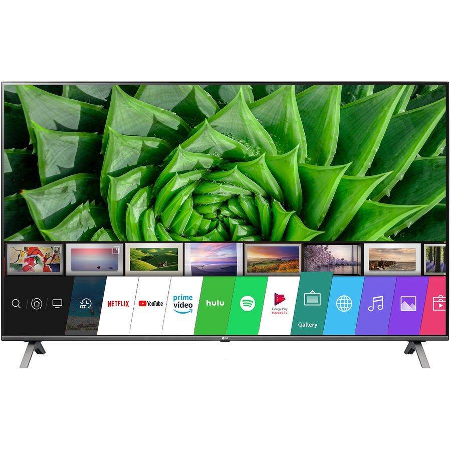 Televizor LED Smart 55UN80003LA 139cm Ultra HD 4K HDR 10 PRO Ultra Surround Black