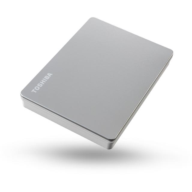 Hard Disk Extern Canvio Flex 1tb Usb-c 2.5 Inch Silver
