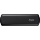 AS721 250GB USB-C Black