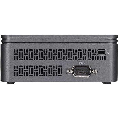 Barebone Gigabyte BRIX Intel Core i7-10710U 2 x SO-DIMM DDR4 WiFi HDMI Black